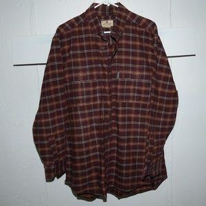 Woolrich mens 2 front pockets size L J102